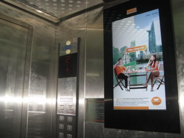 Báo giá quảng cáo Poster Frame tại Hà Nội