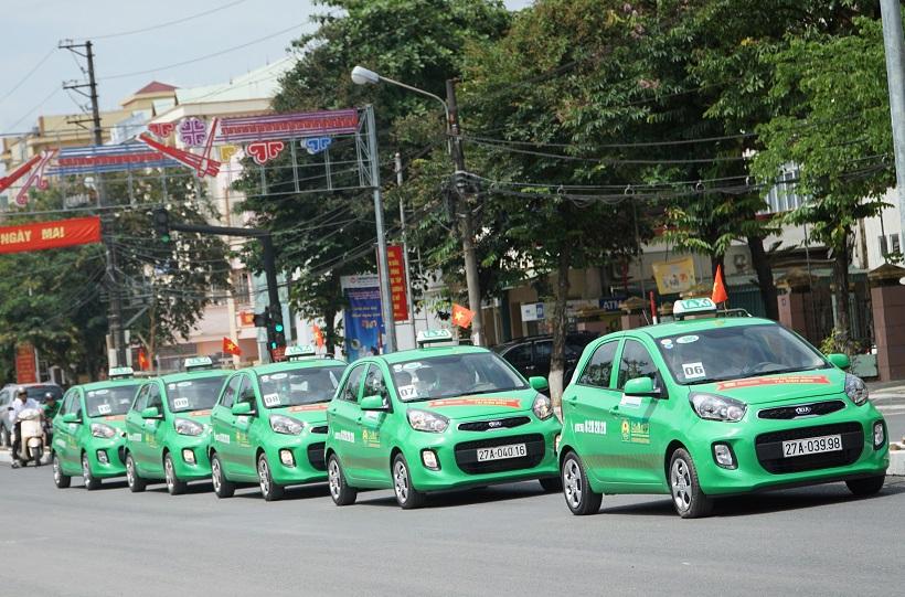 Quảng cáo trên taxi và những hiệu quả bất ngờ cho doanh nghiệp