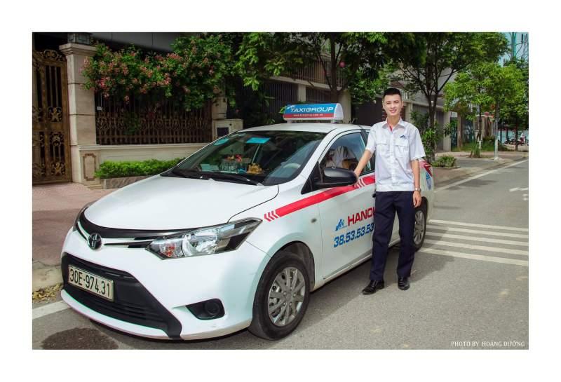Quảng cáo taxi tại Hà Nội tiếp cận hàng triệu khách hàng tiềm năng